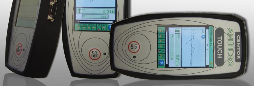 dynamomètres numériques