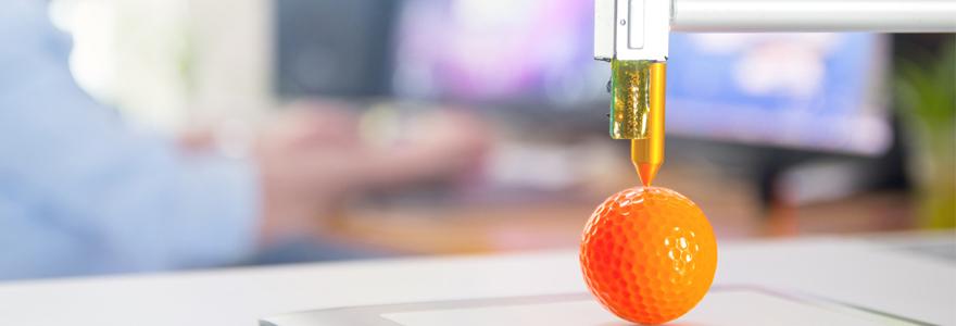 'impression 3D dans le secteur de l'industrie