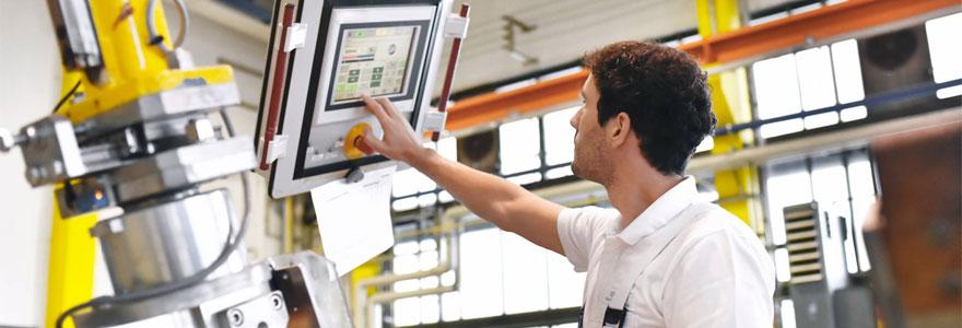 Vente et la maintenance de machines-outils