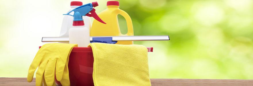 Nettoyage industriel : opter pour des produits écologiques biodégradables