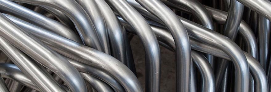 Réalisation de pièces sur mesure à partir de fil métallique