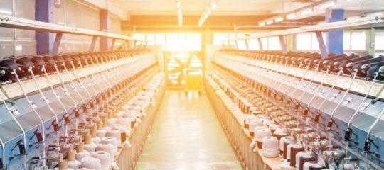entreprises de textile