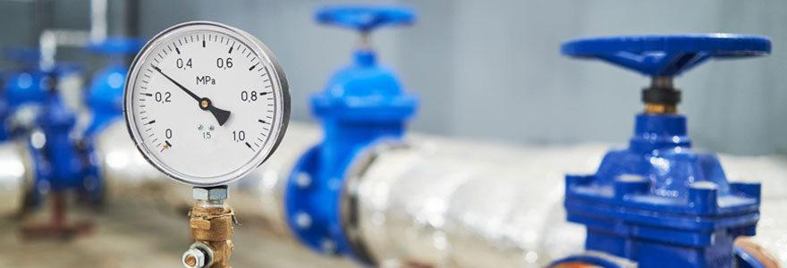 Effectuer la robinetterie industrielle de votre industrie