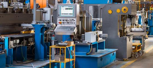 Machines industrielles pour matières souples