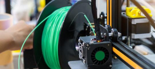 bobines de filament pla