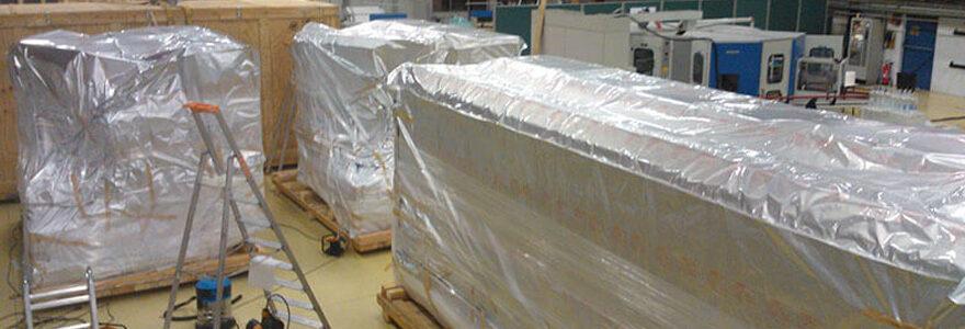 Emballage industriel